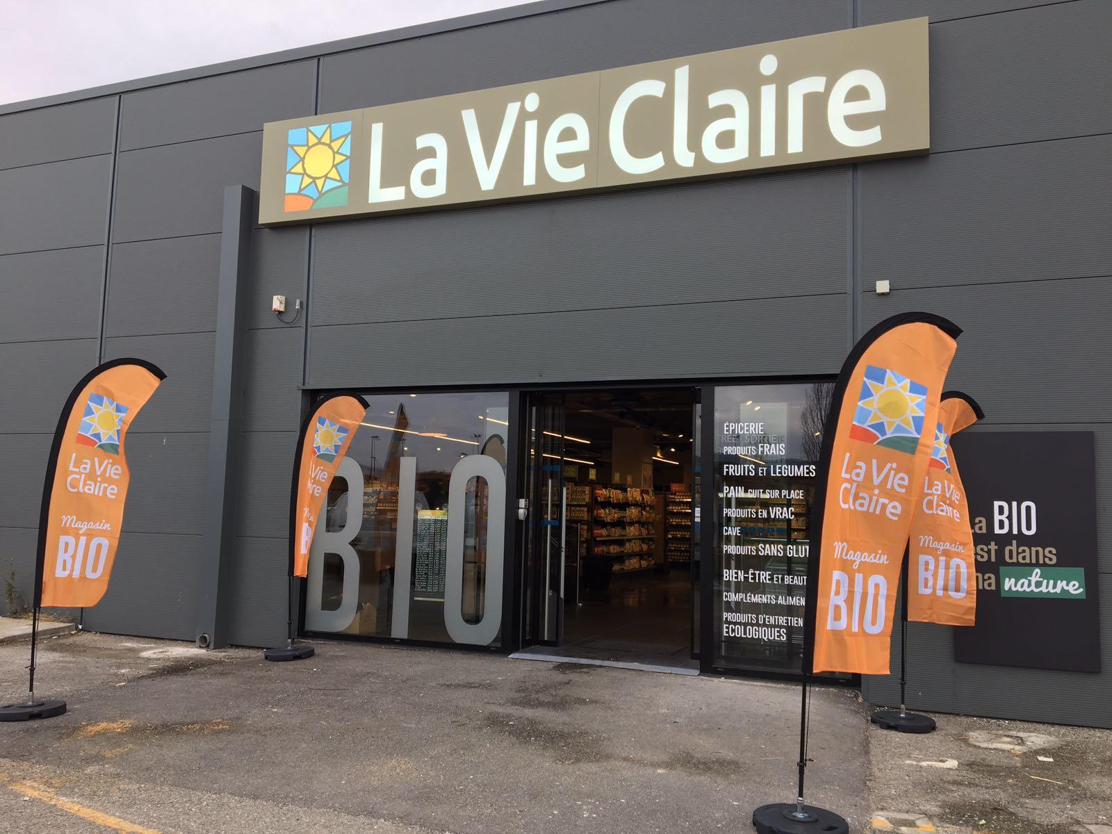 La Vie Claire Bourg les Valence