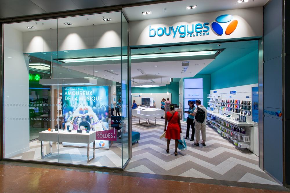 Présentation Boutique BOUYGUES TELECOM CONCARNEAU